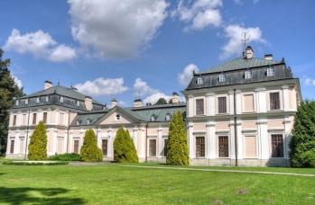 Zdjęcie: Pałac w Sieniawie