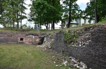 Zdjęcie: Miejskie fortyfikacje