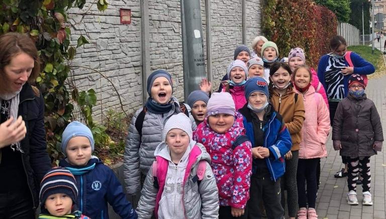 Zdjęcie główne newsa: Wycieczka uczniów ze Szkoły Podstawowej w Rudce do kina i sali zabaw